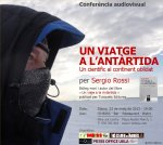 Presentació de Un viaje a la Antártida, de Sergio Rossi